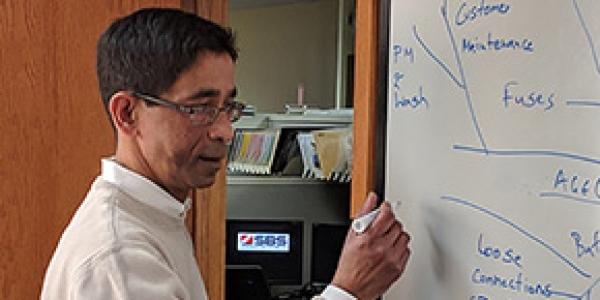 SBS Employee Spotlight: Venkat Krishnamurty