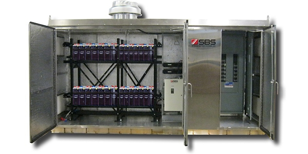 Battery Rooms of the Future