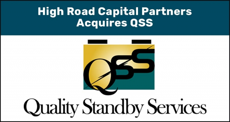 High Road Capital Partners Acquires Quality Standby Services