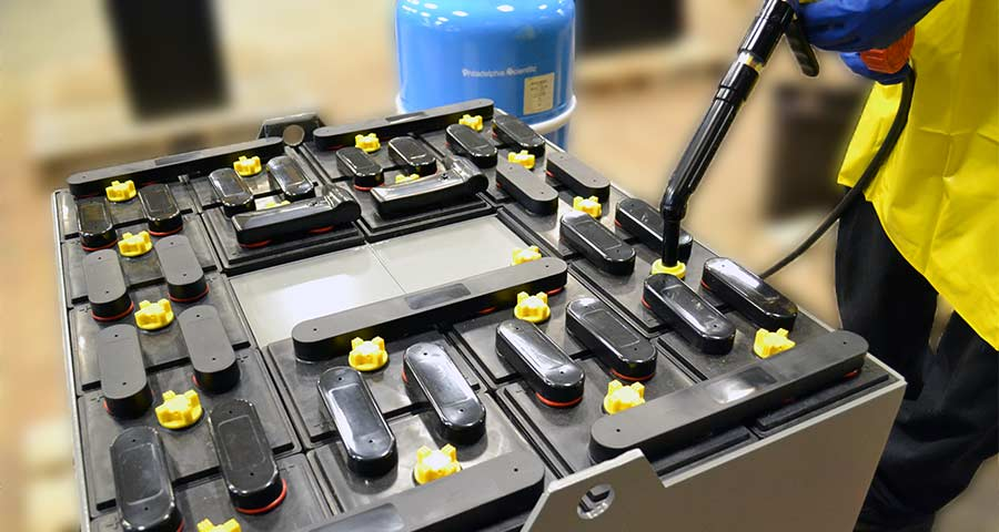 为什么给电池浇水很重要