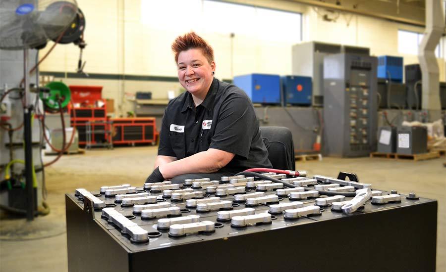 SBS Employee Spotlight: Get to Know Nikki Felske
