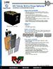 Flat Plate Forklift Battery Product Sheet - SBS Battery