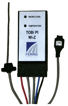 forklift battery wireless monitor