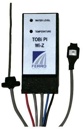 Tobi Battery Monitor For Forklift Batteries Data Logger