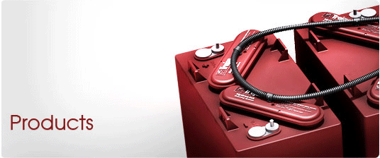 Trojan Featured Products   Storage Battery Systems