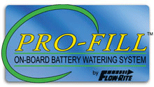 Pro-Fill Battery Watering System from Flow-Rite