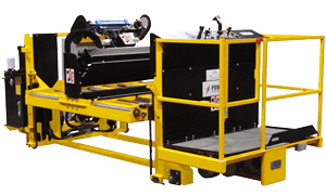 MTC single level industrial battery stacker