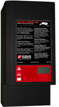 rapid high frequency industrial forklift battery charger SBS-MicroSMART RHF
