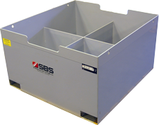 Plastisol Coated Steel Tray