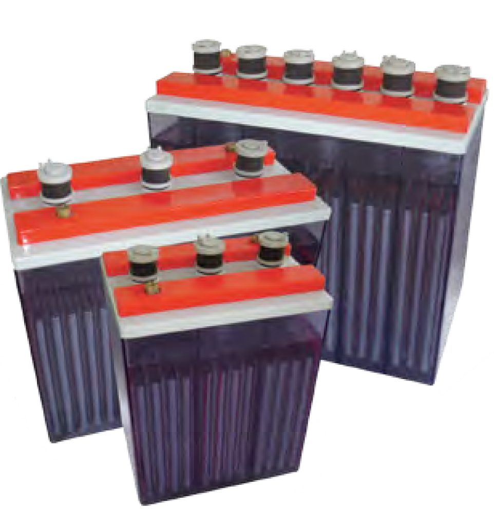 Opzs Flooded Lead Acid Batteries Stt Series Storage
