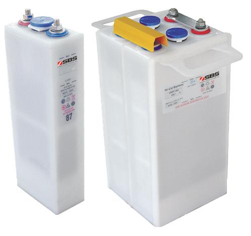 Nickel-Cadmium Pocket Plate Sealed Valve Regulated Batteries on