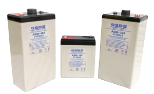 AGM batteries 2 volts