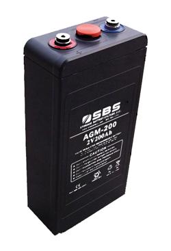887bc3f6323 E-AGM VRLA Modular Battery Systems 2V Batteries