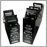 AFT series battery for emergency lighting applications