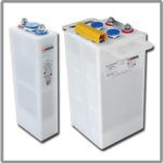 Ni-Cad VRPP batteries for emergency lighting applications