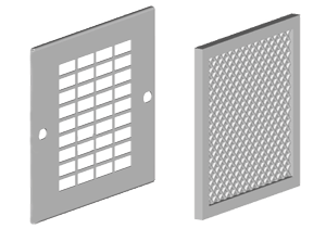 Bon Battery Cabinet Grille And Filter Kit