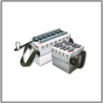 Ni-Cad KFX batteries for generator engine starting