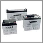 G series battery for industrial power applications