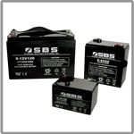 S series battery for industrial power applications