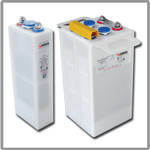 Ni-Cad VRPP batteries for industrial power applications