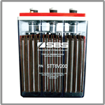 STT/OPzS series battery for railway applications