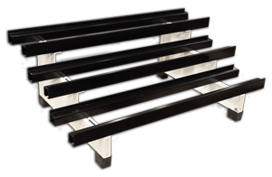 stationary battery rack 3-step