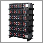 E-AGM battery for telecom applications