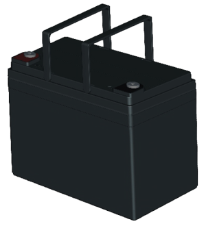 UPS Series Batteries by Storage Battery Systems
