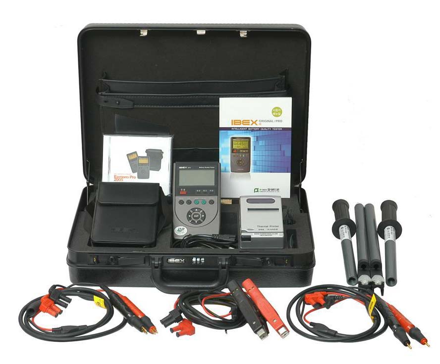 SBS-EX internal resistance test kit