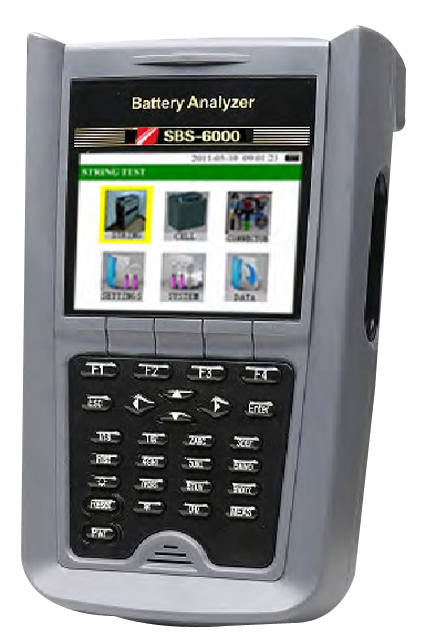 Battery Analyzer Diagnostic Tester SBS-6000