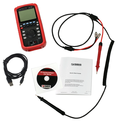full battery analyzer tester kit