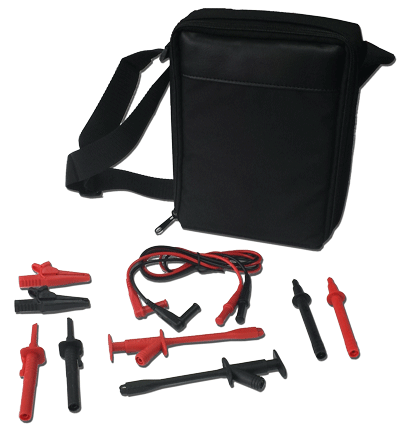 digital multimeter test lead kit from Storage Battery Systems