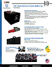 Flat Plate Forklift Battery Product Sheet - SBS Battery