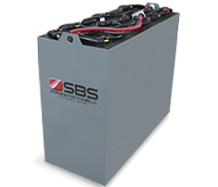 SBS Industrial Forklift Batteries