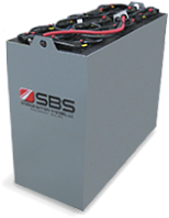 Standard and High Capacity Tubular Forklift Batteries