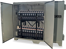 Substation Battery Cabinets and Enclosures